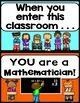 When You Enter This Classroom - Character Education Posters
