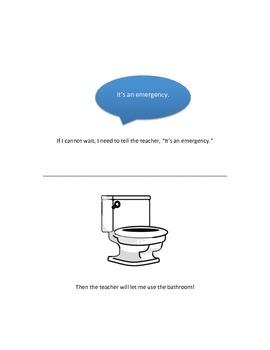 When You Gotta Go, You Gotta Go!: A Bathroom Social Story