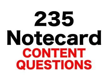 When You Reach Me 235 Content Questions Whiteboard Game