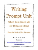 When You Reach Me by Rebecca Stead Writing and Journal Pro