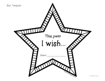 When You Wish Upon a Star {Back to School} Goal Setting Craftivity