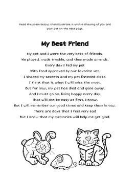 Grief & Bereavement for Pet Loss Activity Book (Print-N-Go)