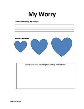 When children worry