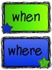 When or Where