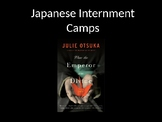 When the Emperor was Divine-Japanese Internment Camps PPT