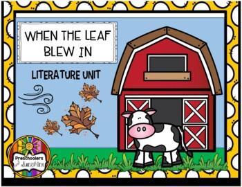 When the Leaf Blew In [Literature Unit]