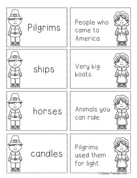 When the Pilgrims Came: CCSS Aligned Leveled Thanksgiving Passages & Activities