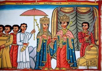 When the Queen of Sheba Met King Solomon: Applying Common Core