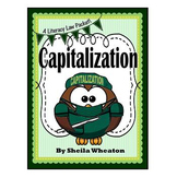 Capitalization-When to Use Capital Letters: A Literacy Pac