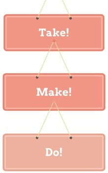 ESL Verbs:  Take, Make, and Do: for ESL,  EFL,  and CLIL