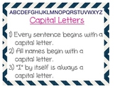 When to use a capital letter