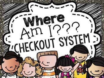 Where Am I Checkout System