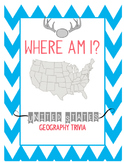 Where Am I: United States Trivia