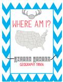 Where Am I: United States Trivia