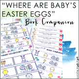 Where Are Baby's Easter Eggs Book Companion #loveliteracy