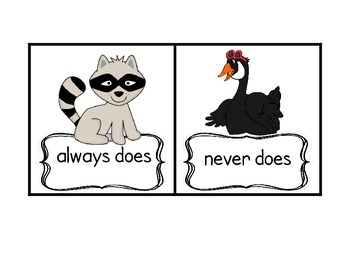 Where Are My Animal Friends? Fry Phrases Reading Street