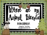 Where Are My Animal Friends? Homework - Scott Foresman