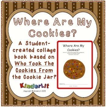 Where Are My Cookies Student Collage Book