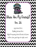 Where Are My Friends ? -dge word families