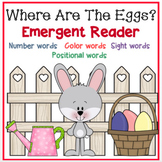 Easter Emergent Reader