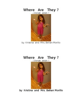 Where Are They?-Emergent Reader Bilingual Version