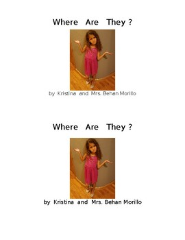 Where Are They-Emergent reader