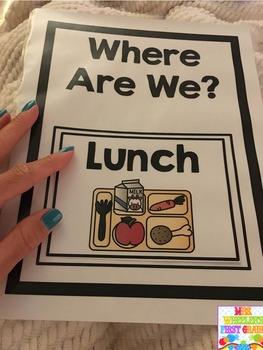 Where Are We Board