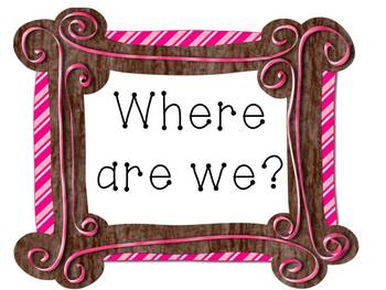 Where Are We? Cards