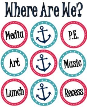 Where Are We Nautical