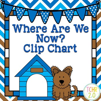 Dogs Where Are We Now Clip Chart