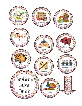 Where Are We Sign - Owls