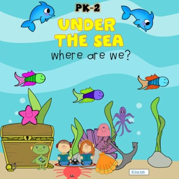 Where Are We? {Under the Sea Themed}