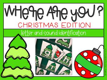 Where Are You? {Christmas Edition}
