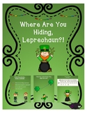 Where Are You Hiding, Leprechaun?Song for Teaching High an