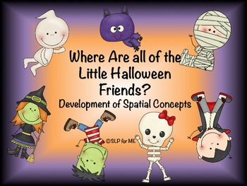 Where Are the Halloween Monsters and Fun in Fall Pronouns
