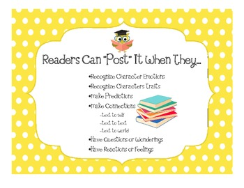 """Where Can Readers """"Post"""" While Reading"""