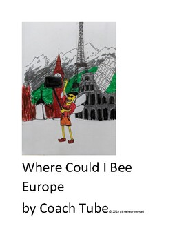 Where Could I Bee Europe