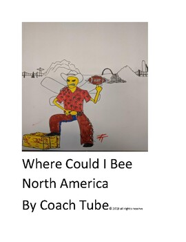 Where Could I Bee North America