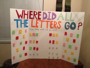 Where Did All the Letters Go?