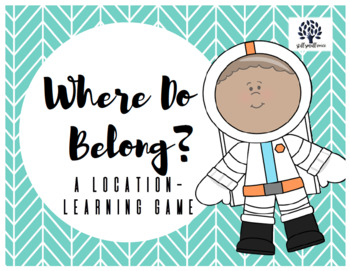 Where Do I Belong?: A Location Learning Game