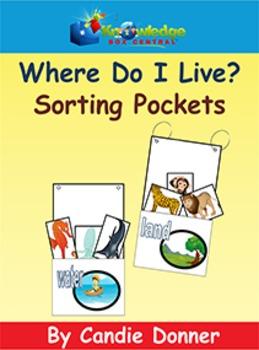 Where Do I Live? Sorting Pockets
