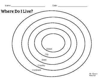 Geography Where Do I Live Worksheets Teaching Resources Tpt How to tell the man you. geography where do i live worksheets