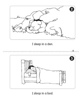Where Do I Sleep? (Level A)