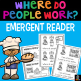 Where Do People Work? Emergent Reader