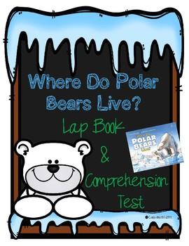 Where Do Polar Bears Live Lapbook