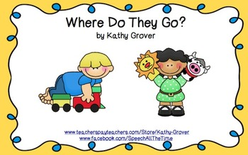 Where Do They Go? Answering Where Questions