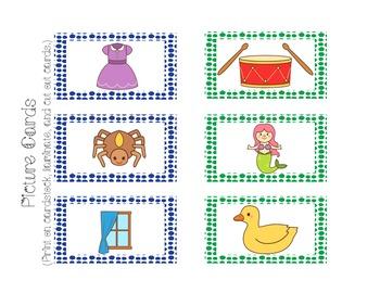 Where Do You Hear /d/? (Kindergarten Phonemic Awareness Activity)