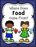 Where Does Food Come From Journeys