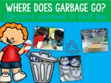 Where Does Garbage Go? An Earth Day Experiment