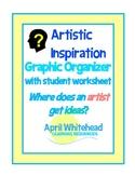 """""""Where Does an Artist Get Ideas?"""" Artistic Inspiration Gra"""